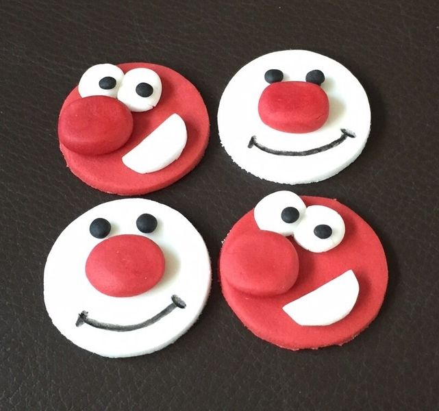 12 x icing Red Nose Comic Relief cupcake toppers Available Online To Buy From A Cupful of Cake For A Great Deal On 12 x icing Red Nose Comic Relief cupcake toppers Or Any Other Unique Handmade Craft Gifts And Creative Gift Ideas Visit Stallandcraftcollective.co.uk #4868