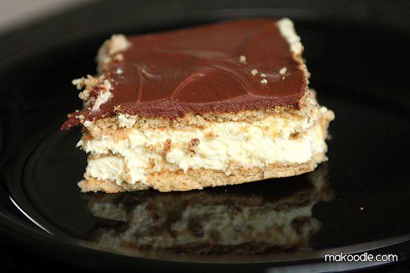 Easy Chocolate Eclair Recipe - Pudding Eclairs