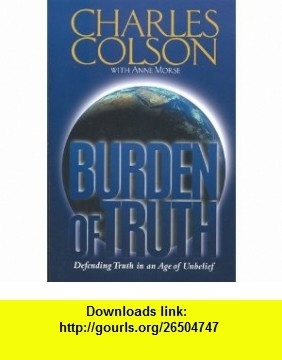 life after death the burden of proof pdf