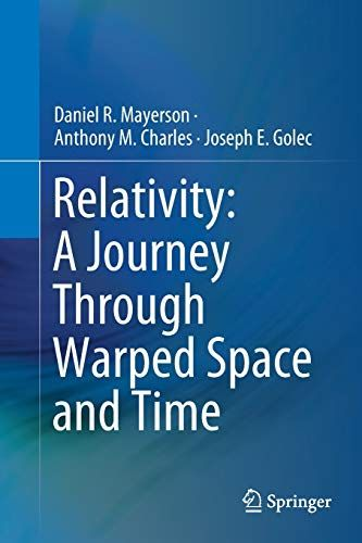 Relativity  A Journey Through Warped Space And Time  Spri    S      Amazon Co Uk  Dp