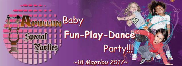 Apollon dance studio: Οι μικροί μας φίλοι είναι έτοιμοι να μας καταπλήξο...