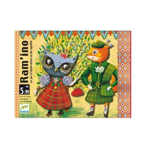 Un classique du jeu du Rami revisité. Le but du jeu est de réaliser des suites ou des brelans d'animaux afin de poser sur la table un maximum de cartes.