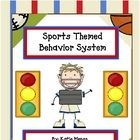 Use this stoplight system to manage behavior in your Sports themed classroom!! Mr. Umpire will be watching over your classroom to make sure everyon...
