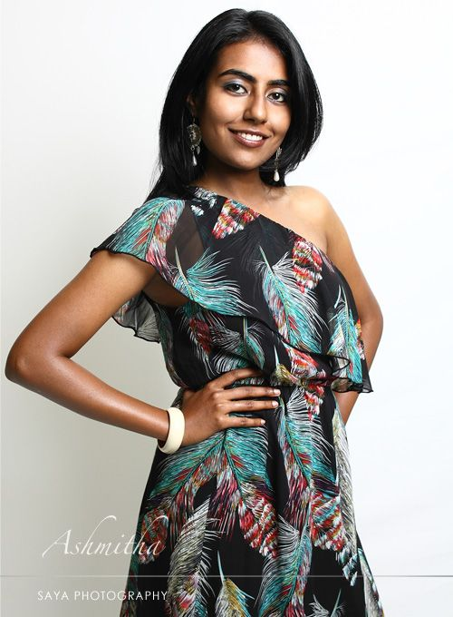 The new beauty pageant of Miss India New Zealand 2012 - Ashmitha; she is intelligent and beautiful, wishing her all the best for the pageant contest!