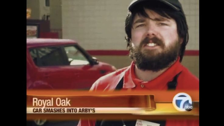 An Extremely Bombastic Arby's Employee Recounts His Version of an Unfortunate Car Accident