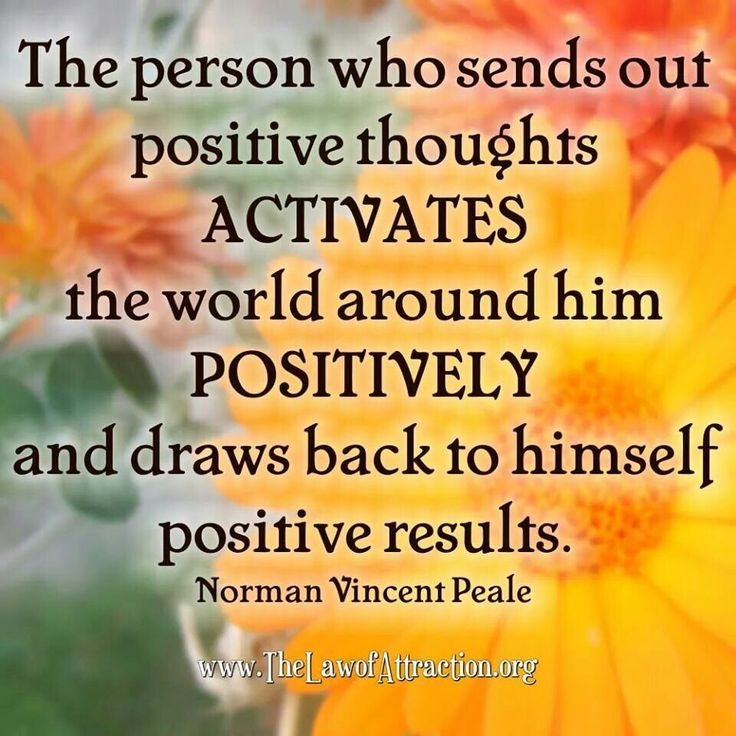 The Power Of Positive Thinking Quotes Norman Vincent Peale: 1000+ Images About Positively P O S I T I V E On Pinterest