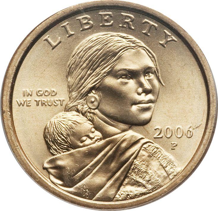2006 P Sacagawea Dollar Value