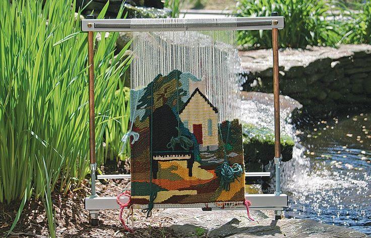 "Mirrix 16"" Tapestry Loom (image B)"