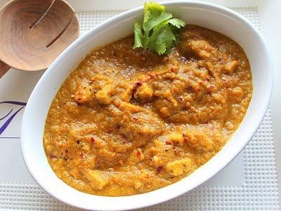 Mango Curry Tempeh
