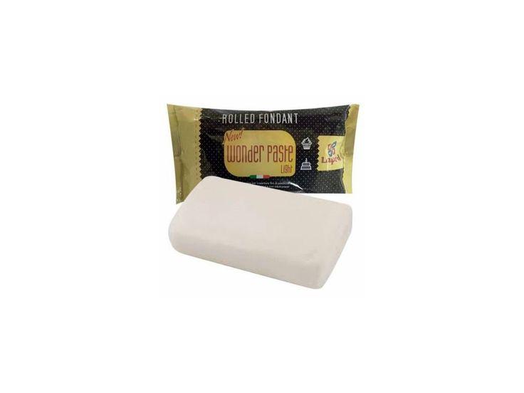 Potahovací hmota Wonder DIA, bez cukru (bílá) 0,5 kg .