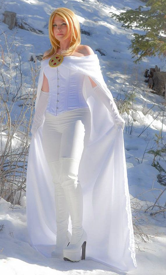 Hey, I found this really awesome Etsy listing at https://www.etsy.com/listing/177461644/clearance-deluxe-emma-frost-costume-x