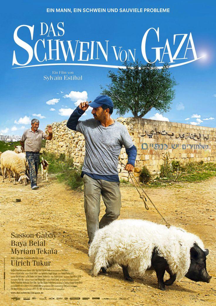 Das Schwein von Gaza  Selten so gelacht :-D