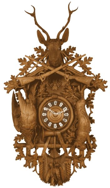 Always have to have a coo coo clock in my house