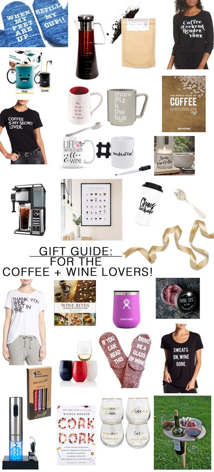 drinking gifts guide | gift ideas | pinterest | gifts, gift guide