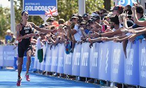 Helen Jenkins finally back on course to pursue Olympic triathlon dream After disappointment at London 2012 the Bridgend athlete has struggled to find her form and was delighted to qualify in Australia for the Rio Games