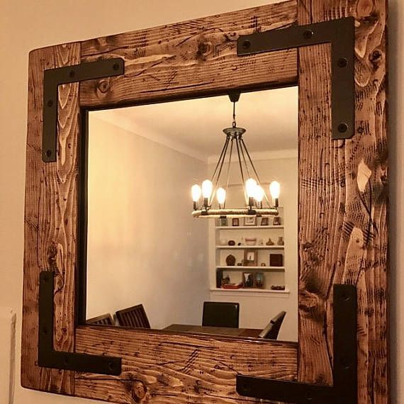 Rustic Small Wall Mirrors Decorative Wall Mirrors Modern Mirror
