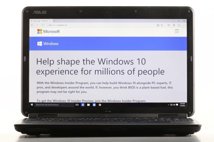 Drágábbak lehetnek az izmosabb laptopok Windows 10-zel
