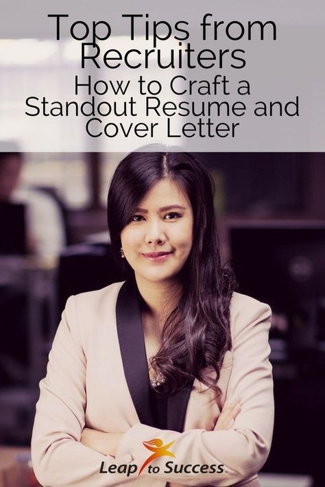 Top Tips from Recruiters: How to Craft a Standout Resume and Cover Letter//Leap to Success, Carlsbad, CA.Your resume and cover letter give a hiring manager a first impression of you before they've even met you. They are incredibly important in the hiring process, and can be the deciding factor in whether you get an interview or not. How can you ensure that you are the shining star amongst the endless galaxy of resumes and cover letters? #Career #Resume #Recruiters::