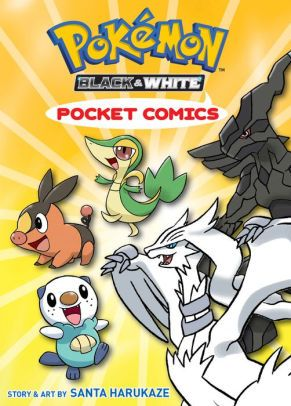 Pokemon Pocket Comics: Black & White