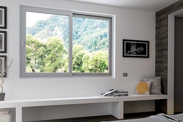 Les baies coulissantes EKOSOL de Oknoplast sont conçues pour les petites ouvertures.  http://www.oknoplast.fr/ #fenêtre #menuiserie #pvc