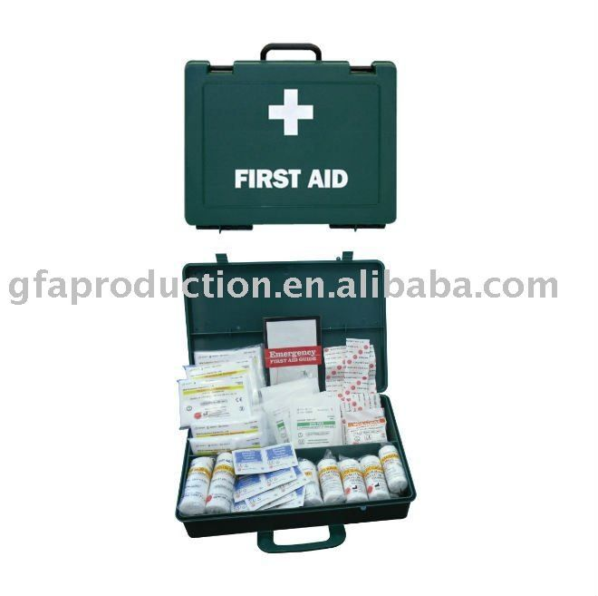 Hse first aid box guidelines