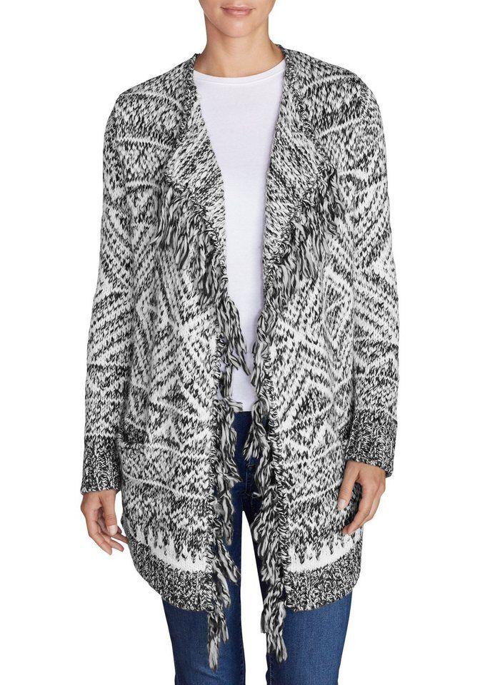 new style 0b46f 0ecc3 Eddie Bauer Strickjacke Bronson Strick-Cardigan | Fashion ...