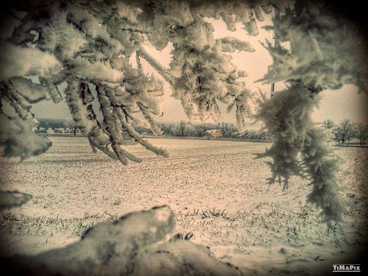 Der Wetterbericht sagt wieder jede Menge Glatteis für heute vorraus...hoffentlich startet ihr dann nicht genauso #eisig in die Woche wie diese #Eiszapfen...