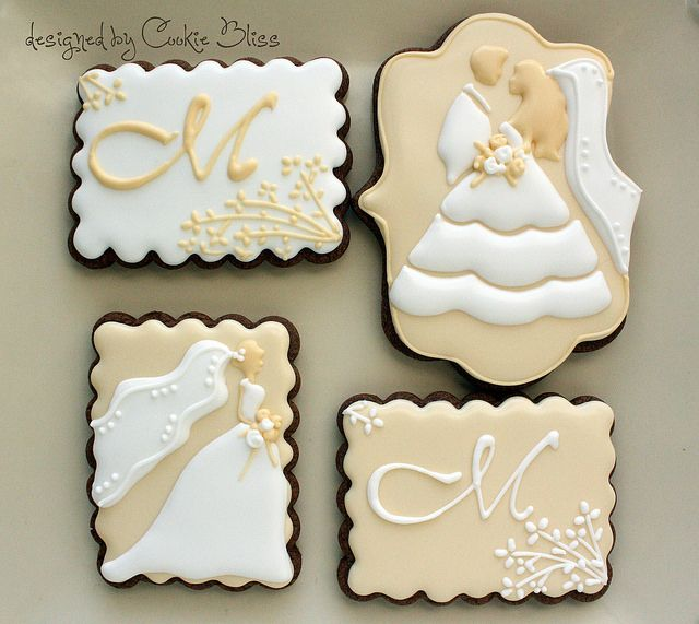 iced wedding cake cookies 841 best images about engagement and wedding cookie ideas 16245
