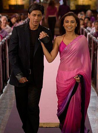 Rani Mukherjee's saree...I really want this!