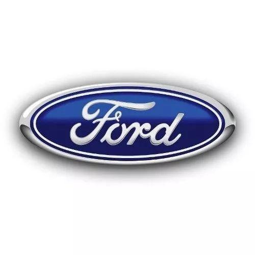 Emblema Oval Ford Da Grade F1000 F4000 F600 F11000 Até 1992 - R$ 24,98