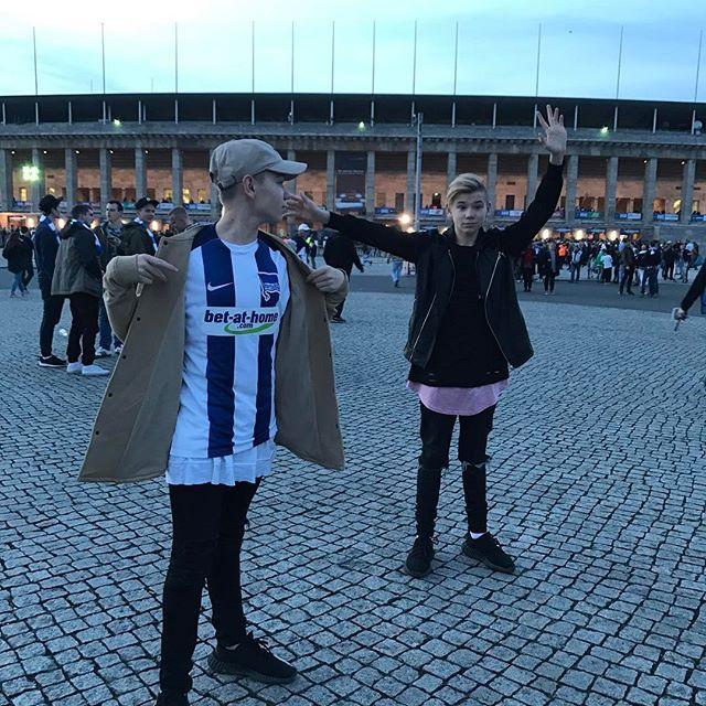 Good morning everyone! We had so much fun last night, sadly @herthabsc didn