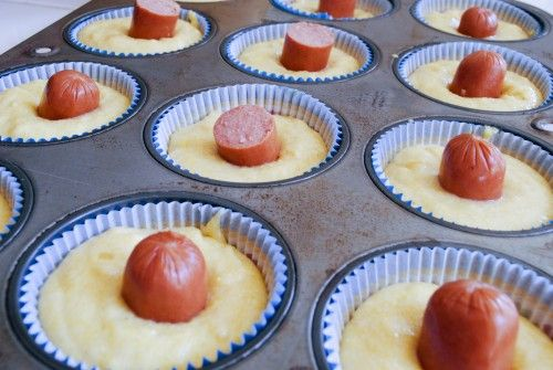 gluten free corn dog muffins recettes. Black Bedroom Furniture Sets. Home Design Ideas