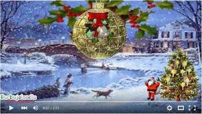 Burbujolandia: Villancico Blanca Navidad. Instrumental