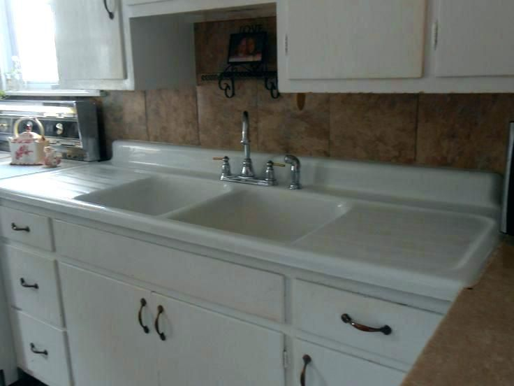 Cast Iron Kitchen Sinks Undermount Cast Iron Kitchen Sinks Farm