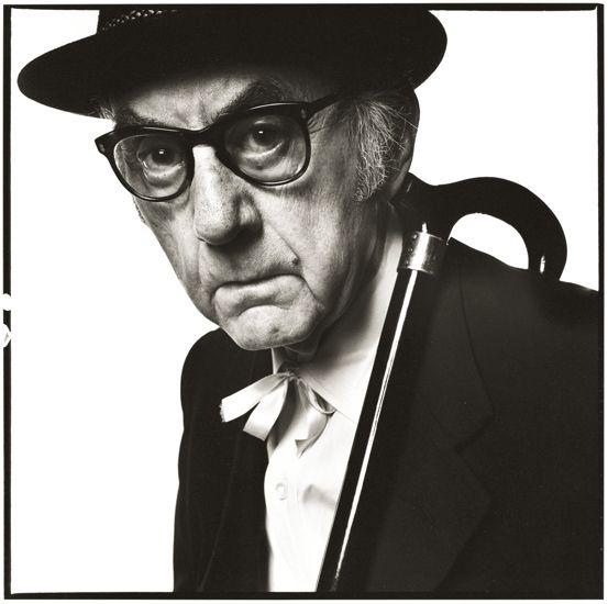 David Bailey, Man Ray (1968)
