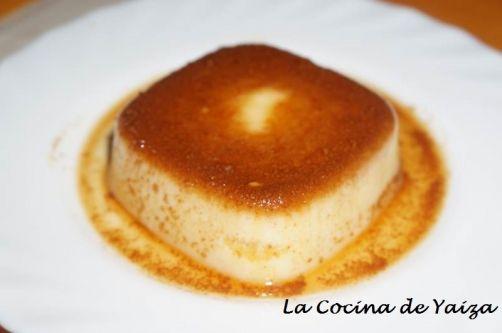 Flan de queso para #Mycook http://www.mycook.es/receta/flan-de-queso/