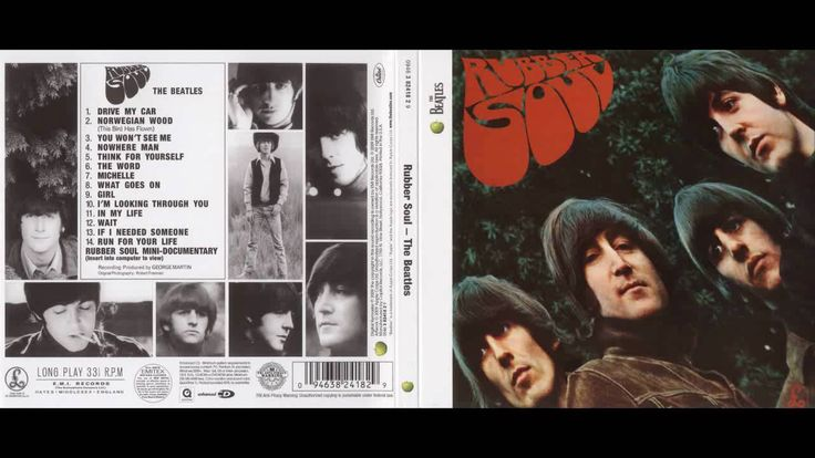 Drive My Car - Rubber Soul [Stereo Remastered] - 2009 -- More about this on my 28 Days of Music board. (And that board is why this board came into being.)