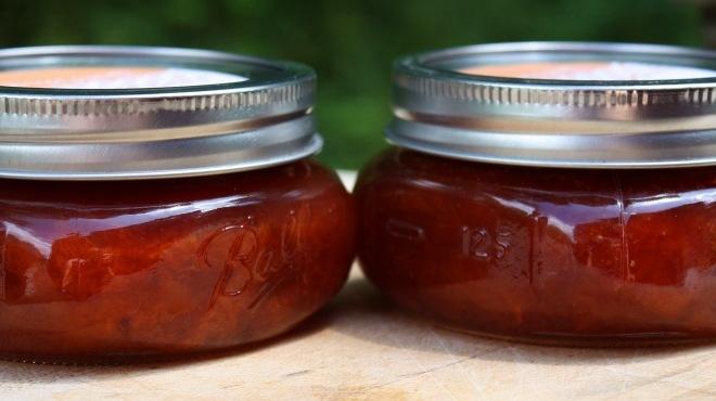 Apricot & Plum Preserves
