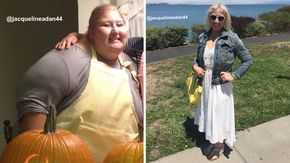 From 510 to 160 pounds: The moment this woman decided to change her life