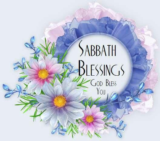 Image result for Happy Sabbath!