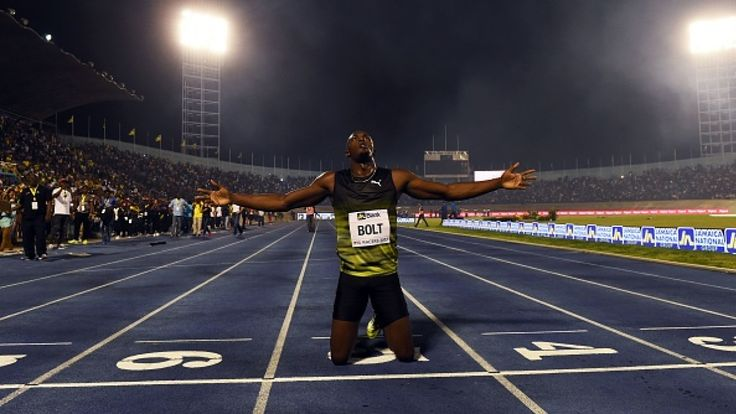 Usain Bolt ponders successor as 'fastest man alive' Jamaican still confident he will win final events at track worlds