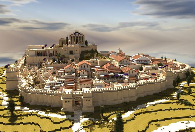 The Greek City of Amphipolis