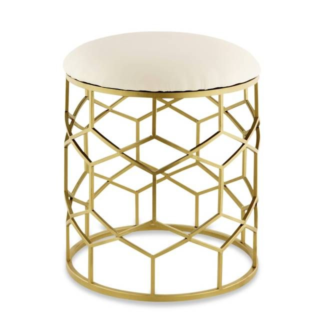 product image for Taymor® Reign Vanity Stool