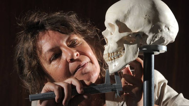 "UOW's Dr Susan Hayes. Australia's only facial anthropologist. ""Delayed justice: giving a face to the faceless Belanglo woman"""