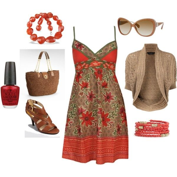 Bali Hai, I hear you calling....., created by mlrb11460: Colorado Casual, The Dress
