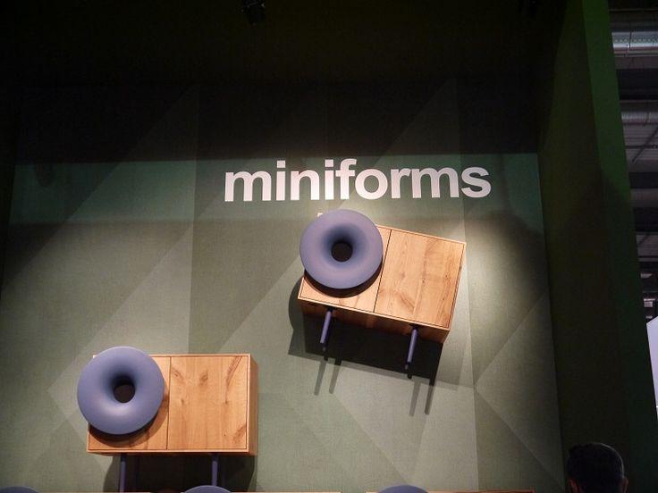 Miniforms interior design at Milan Design Week    http://www.malfattistore.it/en/2016/04/malfattistore-milan-design-week-2016/   #malfattistore #interiordesign #onlinestore #modernfurniture #italiandesign