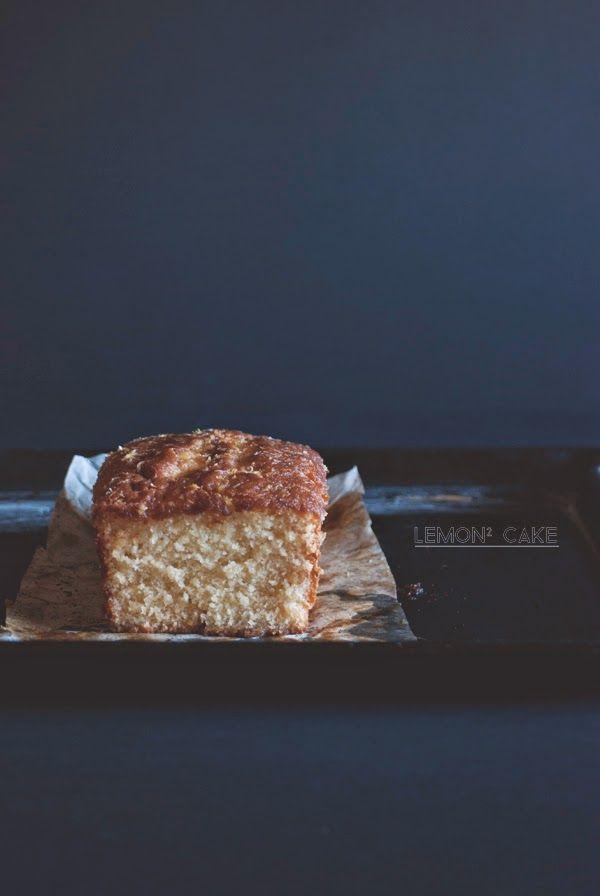 Lemon²cake (una torta spaziale al limone!)