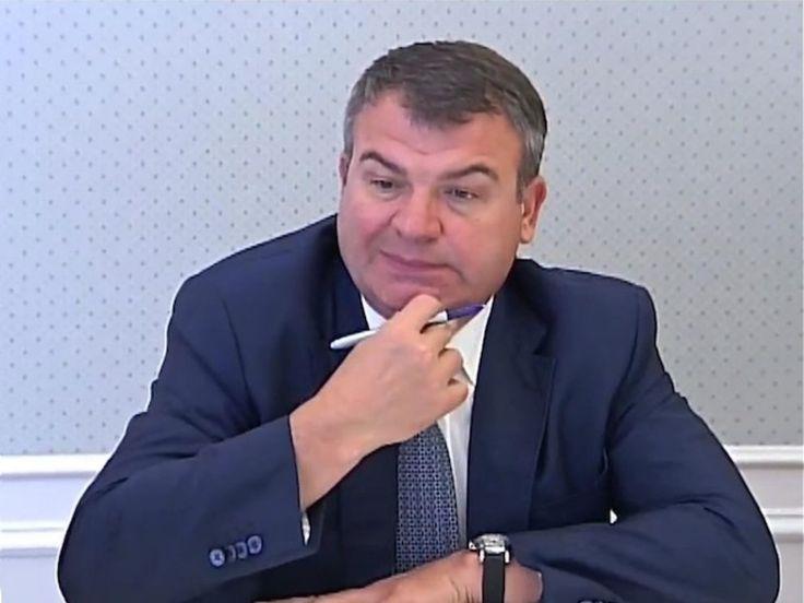 Сердюков стал членом совета директоров холдинга Вертолеты России - Росбалт.RU