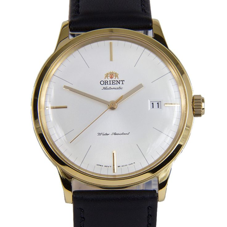 Chronograph-Divers.com - Orient Automatic White Dial Gold Stainless Steel Case Mens Casual Watch AC0000BW SAC0000BW, $133.00 (https://www.chronograph-divers.com/orient-automatic-white-dial-gold-stainless-steel-case-mens-casual-watch-ac0000bw-sac0000bw/)