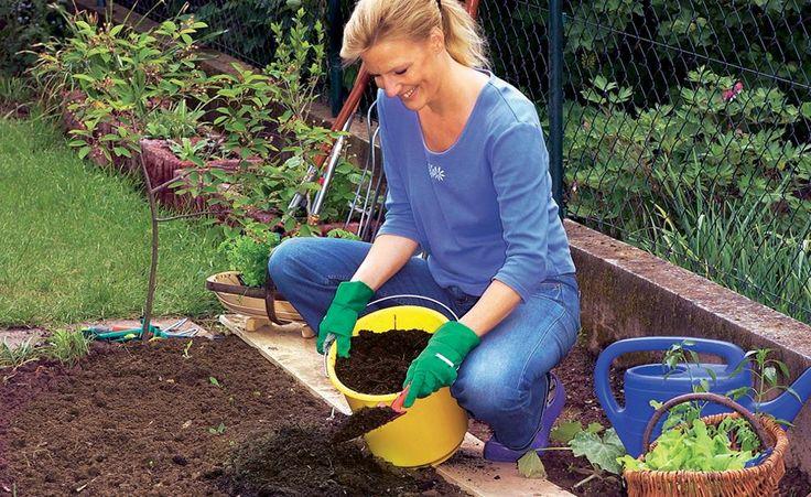 Die 25 besten ideen zu komposter auf pinterest for Boden zusammensetzung